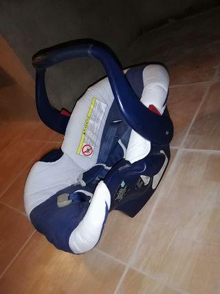 silleta para coche bebé