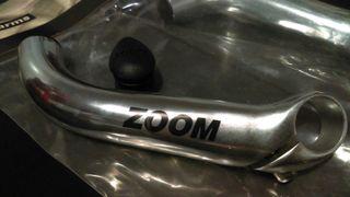 Puños Manillar NUEVO Cuernos aluminio Marca ZOOM