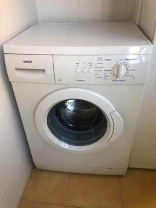 Lavadora Bosch WAE 20060EE, blanca, 6kg, clase AAA