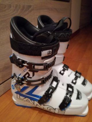 bota esquí