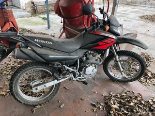 Honda 125 con 5000 km