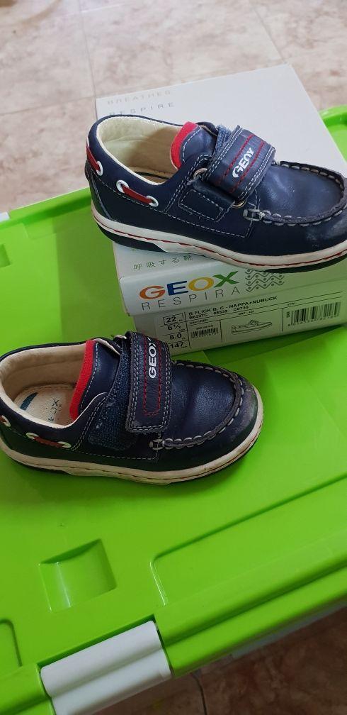 zapatos geox t.22
