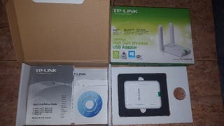 ANTENA AMPLIFICADOR WIFI TP-LINK TL-WN822N 300MBPS