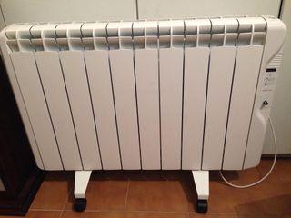 Emisor térmico gabarron de bajo consumo.