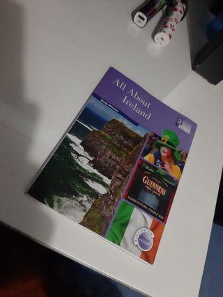 "Libro Inglés ""All About Ireland"" 3r Eso"