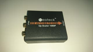 Convertidor de señal RCA AV a HDMI