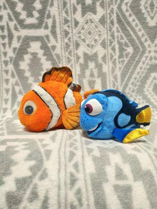 Nemo y Dory Disney Pixar