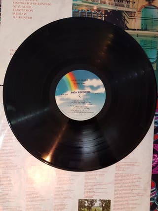Barry Gibb disco vinilo