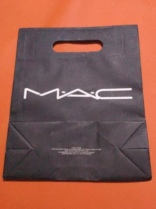 bolsa de regalo MAC