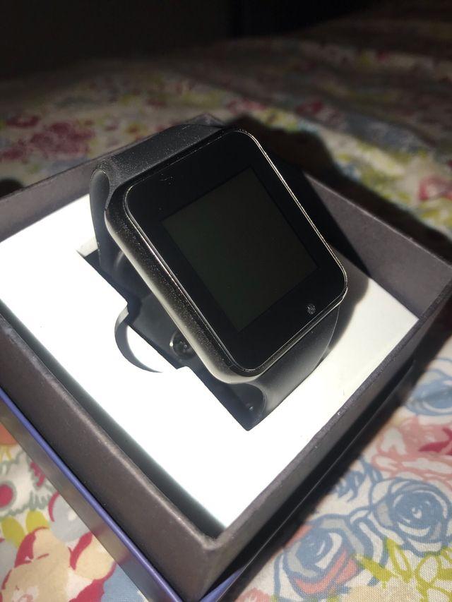 Smart Watch UNISEX black colour