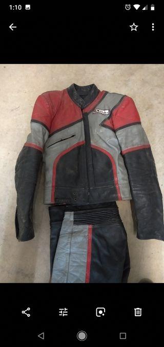 "mono de moto marca mototecnica ""old school"""