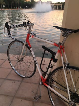 Vendo bicicleta vintage marca española G.A.C.