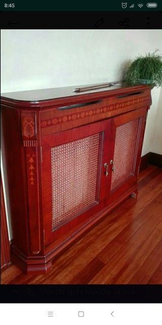 Mueble para radiador