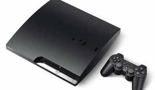Playstation 3 con dos mandos.