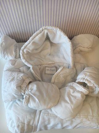 2 Buzos abrigo bebe