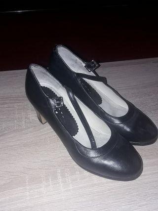 Flamenco Por En Zapatos 38 Valencia € 20 De Mano Segunda Mujer R6UdUq