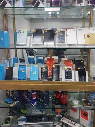 venta de móviles nuevos y de segundamano