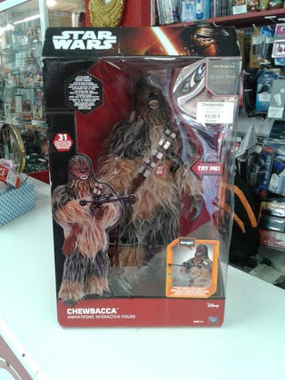 Star Wars CHEWBACCA Disney Original