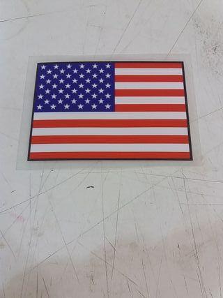 vinilo textil de medida 9,5 x 6,5cm usa