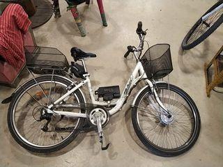 bicicleta eléctrica de paseo Coluer