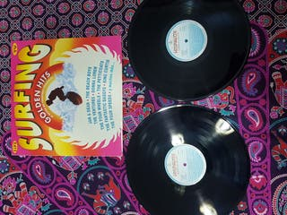 Surfing Golden Hits disco vinilo