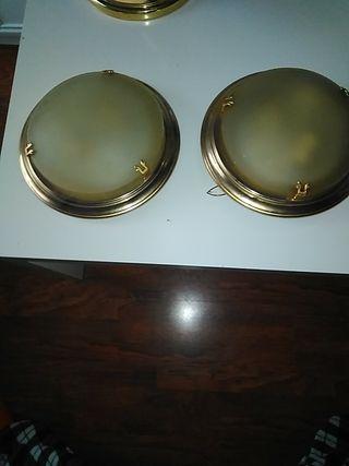 dos lampara