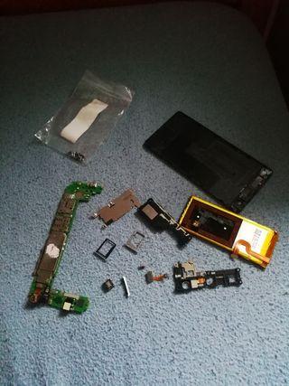 despiece Huawei p8 lite