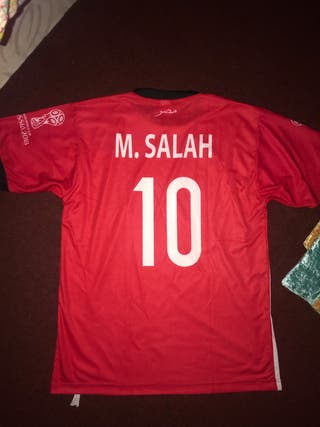 Mohamed Salah World Cup T-shirt adidas