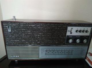 Radio transistor Inter