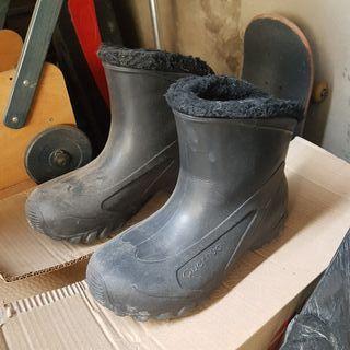Zapatos para la nieve