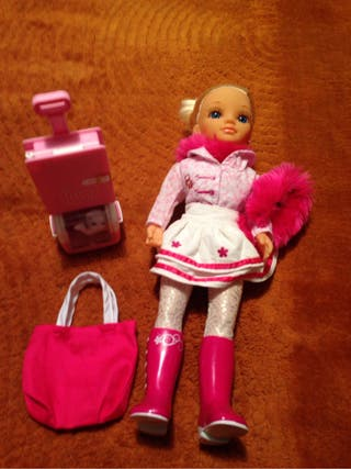 Muñeca Nancy va a la nieve