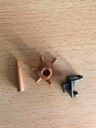 Playmobil lote de piezas por 2€ el conjunto