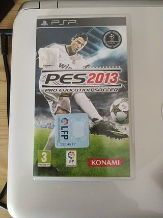 PES 2013 PSP