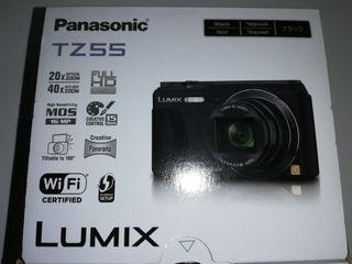 Cámara de Fotos Lumix TZ55 PANASONIC
