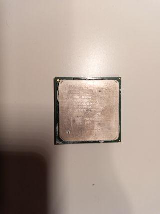 procesador pentium 4 - 2.66GHZ
