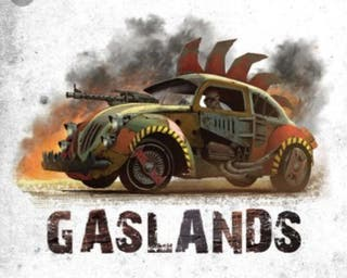 Coches GASLANDS
