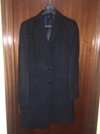 Abrigo Zara de lana XS de segunda mano por 6 € en Alcobendas