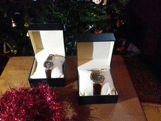 Reloj de caballero y de señora