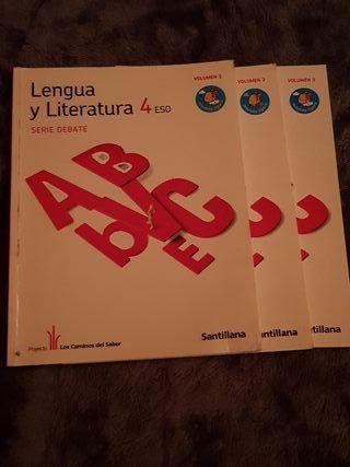 libro 4eso lengua y literatura