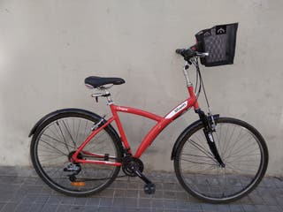 Bicicleta Paseo con Marchas