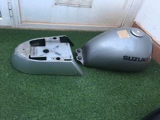 Depósito y culin Suzuki TU250X