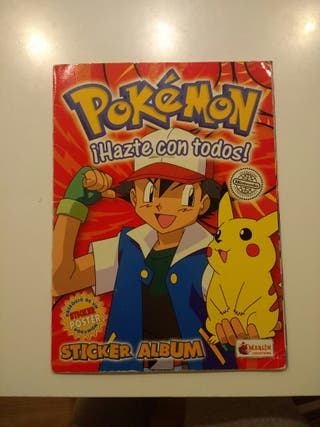 Album pokemon