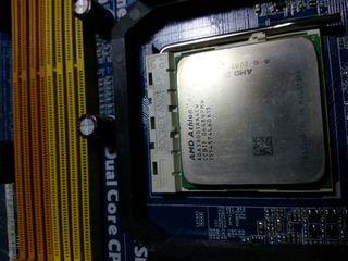 Placa Base AM2 Procesador AMD