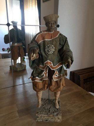 Figura Samurai
