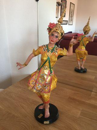 Figura Bailarina Thailandesa