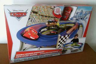 Pista Cars Mattel NUEVA SIN ABRIR.