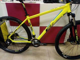 Bicicleta de montaña bh spike 29 Amarilla M y L