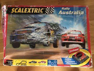 Scalextric rally australia ref.8053