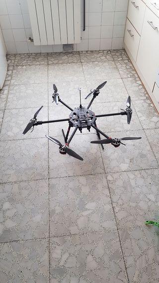 dron profesional Tarot