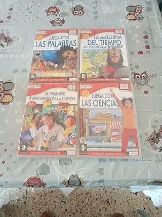 juegos pc para niños educativo